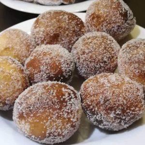 Drezdai töltött fánk recept - Grill-Ázs Cake House - Farkasinszki Ildikó