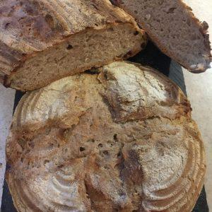 Kakukkfüves kovászos kenyér recept - Grill-Ázs Cake House - Farkasinszki Ildikó