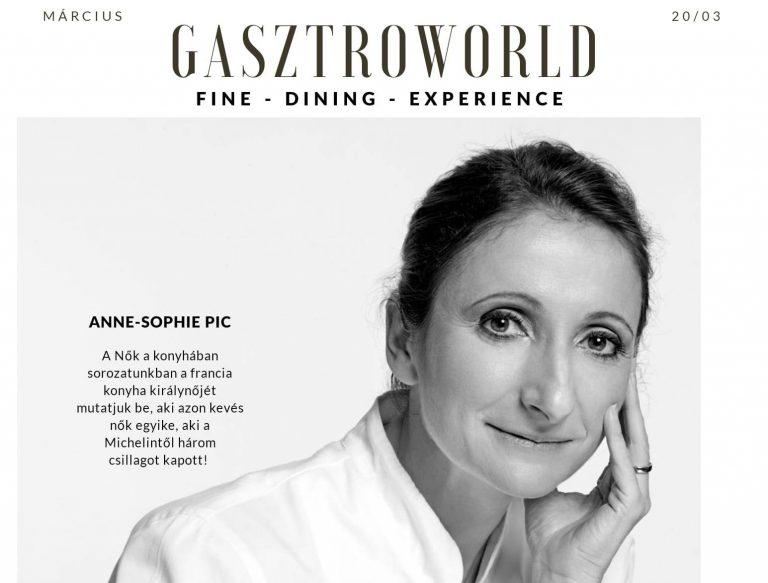 GasztroWorld - 2020. március