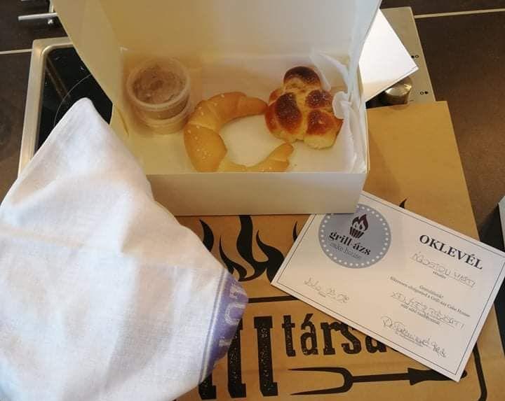 Kovászos kenyér workshop - Grill - Ázs
