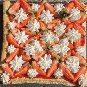 Epres leveles tészta torta szecsuáni borssal - Grill-Ázs