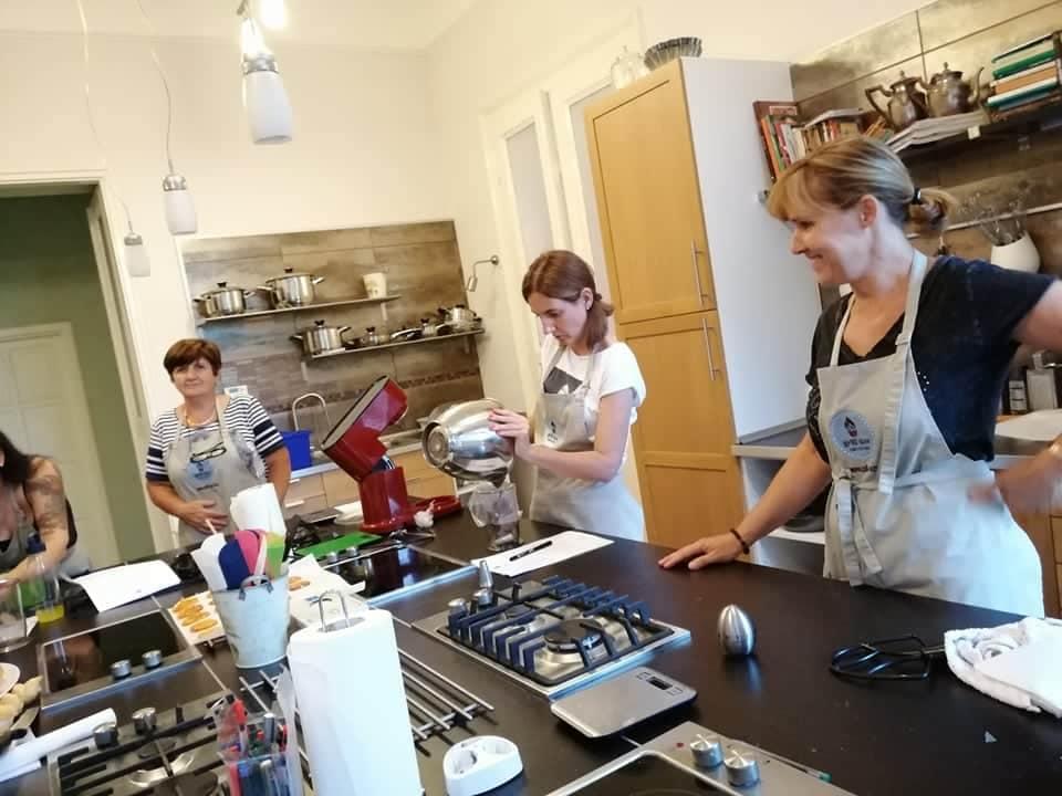 Égetett tészta workshop
