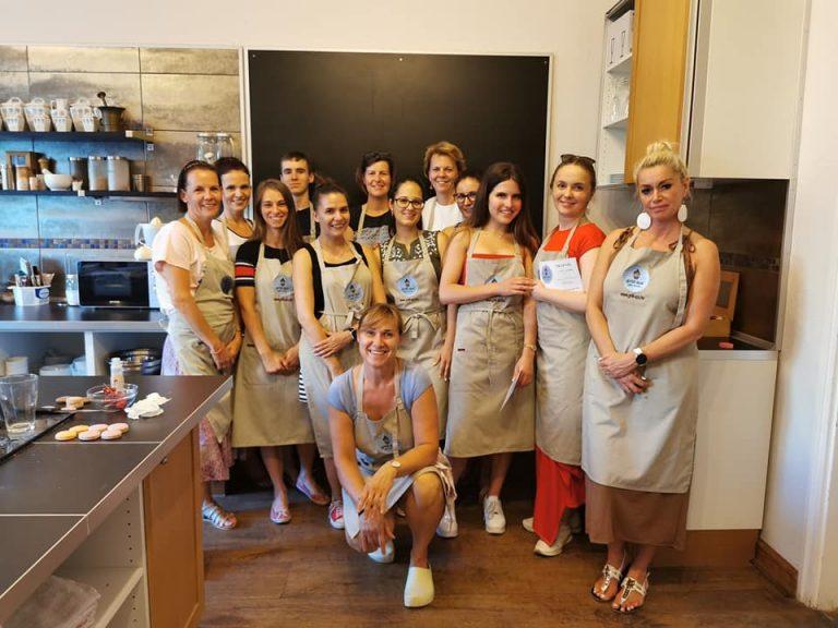 Macaron workshop - beszámoló