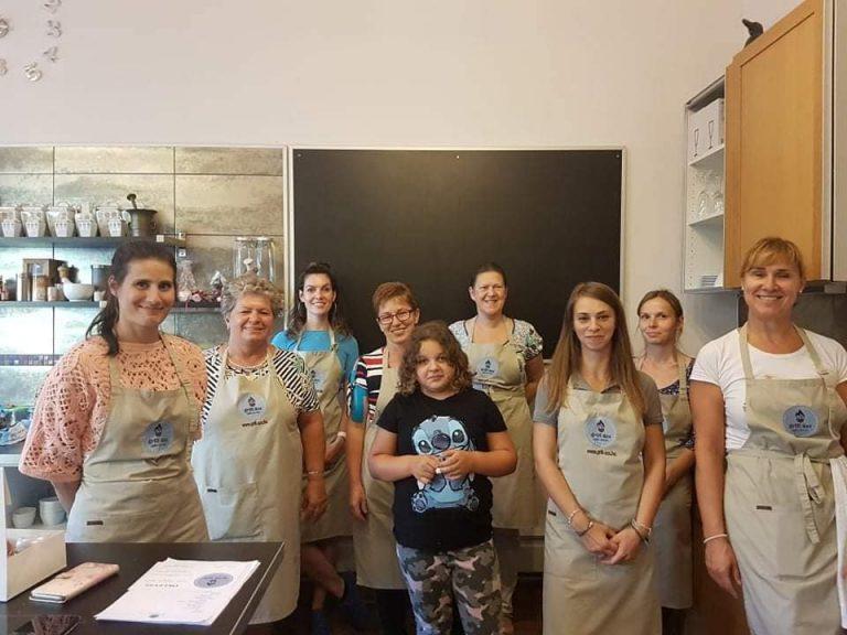 Skandináv süti workshop -Grill-ázs