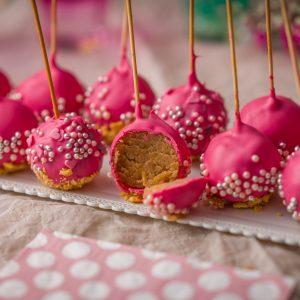 Esküvői Cake pop