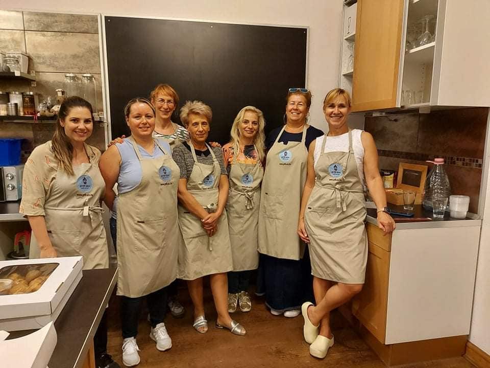 Égetett tészta workshop – visszatekintő